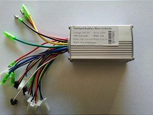 Modulo Controlador Bicicleta Elétrica 250w 24v / 36v