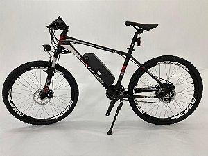 Bike Elétrica Mtb - Bateria De Lítio - Aro 26 350w