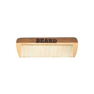Pente de Madeira Mini Beard