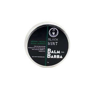 Balm para Barba Beard Brotherhood Black Mint