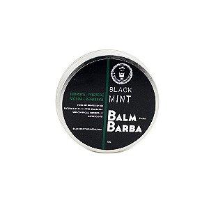 Balm para Barba Beard Brotherhood Black Mint