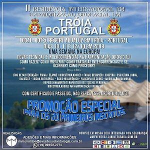 II RESIDÊNCIA INTERNACIONAL EM HOF - TRÓIA (PT) - OUT.2019