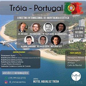 4º E ÚLTIMO LOTE - OFERTA EXCLUSIVA TRÓIA 2019! - PORTUGAL