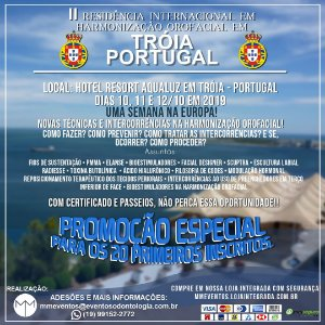 OFERTA EXCLUSIVA II RESIDÊNCIA EM TRÓIA - 2019