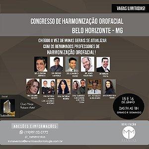 CONGRESSO DE HARMONIZAÇÃO FACIAL - BELO HORIZONTE/MG