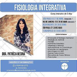 CURSO INTENSIVO DE FISIOLOGIA INTEGRATIVA