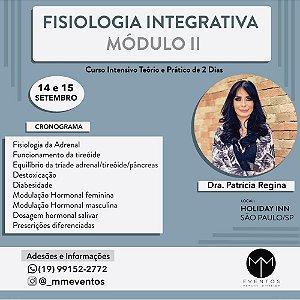 CURSO INTENSIVO DE FISIOLOGIA INTEGRATIVA MÓDULO 2