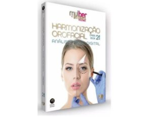 Livro Harmonização Orofacial 2.0 Análise Facial Digital