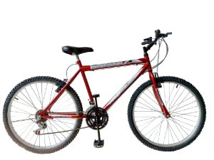 Depedal Mountain Bike 26 Masculina - VERMELHA