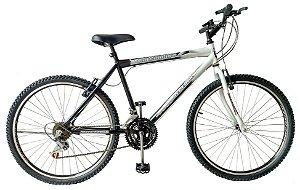 Depedal Mountain Bike 26 Masculina - PRETA AERO