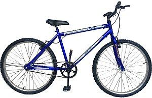 Depedal Mountain Bike 26 Masculina - AZUL S/MARCHAS