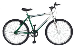 Depedal Mountain Bike 26 Masculina - VERDE S/MARCHAS