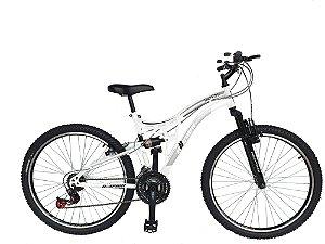 Bicicleta ELLEVEN RAPTOR 26 - BRANCA