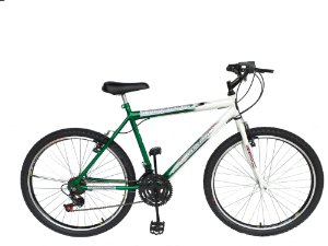 Depedal Mountain Bike 26 Masculina - VERDE AERO