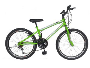 Depedal Mountain Bike 24 AERO - VERDE