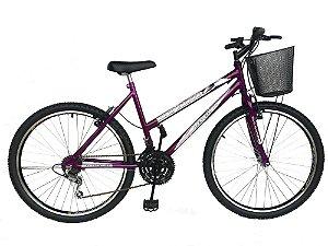 Depedal Mountain Bike 26 Feminina AERO  - VIOLETA