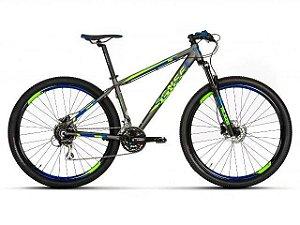 Bicicleta SENSE FUN 2019 KIT 24V - VERDE/AZUL