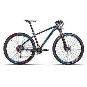 Bicicleta SENSE IMPACT PRO 2019 KIT 18V - AZUL