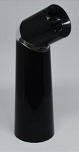 Moedor de pimenta ou sal elétrico preto - Danica