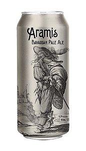 Cerveja Aramis - caixa com 12 latas