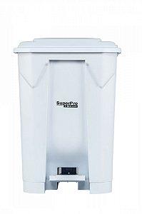 Lixeira Plastica C/Pedal BR 50L - Super Pro Super Pro Bettanin