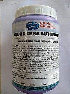 Cera automotiva 500g conc 1:10 - Globo química