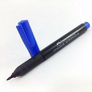 Caneta p/Retroproj. 1,0MM Azul REF.2741