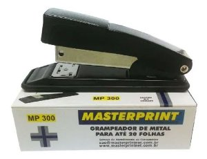 Grampeador Metal 20 FLS MP 300 Peq. REF.9223