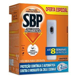 Inseticida automatico SBP ap+refil 250ml
