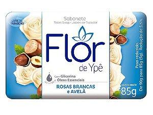 Sabonete flor ype 85g Rosas B. Avela