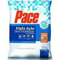 Tablete cloro pace tripla acao 200g