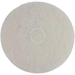 Disco fibra 410 mm Branco Lustrador