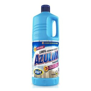 Limpa Ceramicas e Azulejo 2L Azulim Lavanda - Start