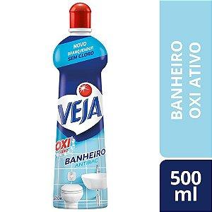 Limpador Banheiro Veja Antibac Squeeze 500Ml