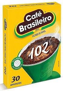 Filtro para Café 102 30 unidades