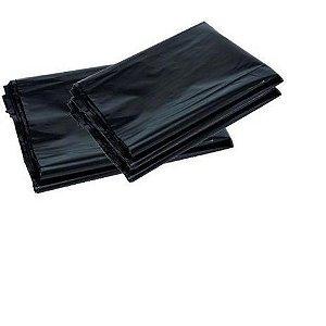 Saco lixo pt 100 Lt leve 1,7 kg c/100 (75x105)
