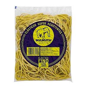Elástico Amarelo Mamuth 120 Unidades