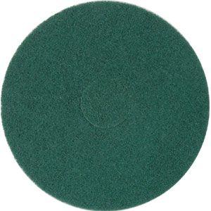 Disco fibra 350 mm verde limpador