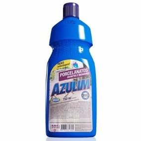 AZULIM LIMPA PORCELANATOS GRANITOS LAVANDA 750ML ORIGINAL