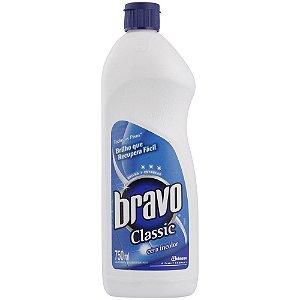 CERA BRAVO CLASSIC INCOLOR 750ML
