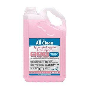 Sabonete liq 05 Lt antisseptico all clean - Audax