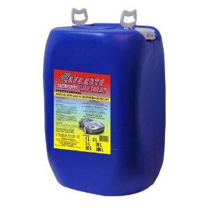 SHAMPOO AUTOMOTIVO GLOBO LAVA CAR 50 LITROS
