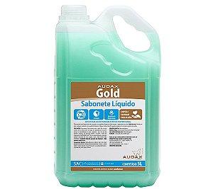 Sabonete liq 05lt gold erva doce  - Audax