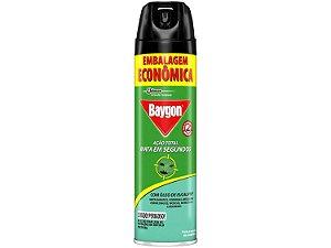 Inseticida baygon aerossol açao total 395ml