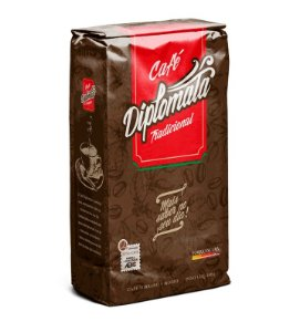 CAFE 500G EXTRA FORTE - DIPLOMATA