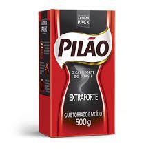 CAFE 500G  EXTRA FORTE- PILÃO