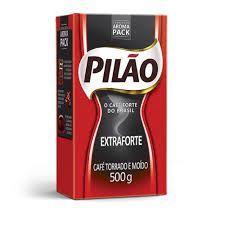 CAFE 500G EXTRA FORTE- PILAO