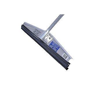 Rodo alumínio 50 cm  c/cabo Alumínio 1,5m - Rodo 2000
