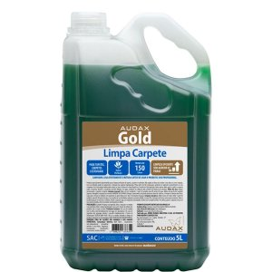 Limpa carpete gold 5 litros - Audax
