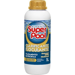 CLARIFICANTE FLOCULANTE  PISCINAS 1 LT SUPER POOL